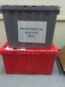 Provisional Ballots Florida